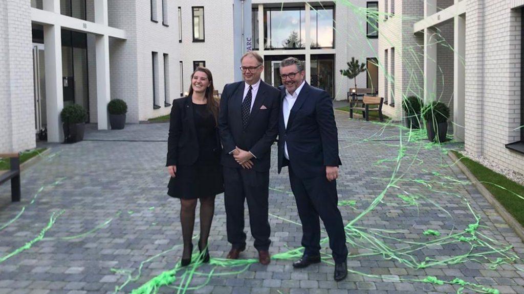 Duurzaamste Bossche Kantorenpark geopend door Certitudo Capital