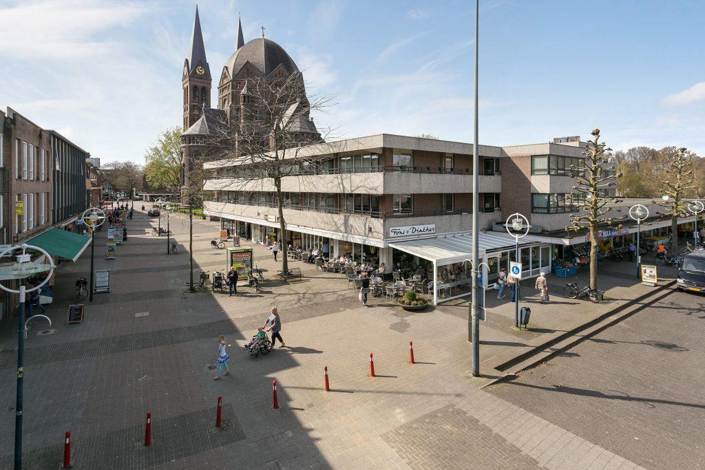 Winkelcentrum De Heuvel