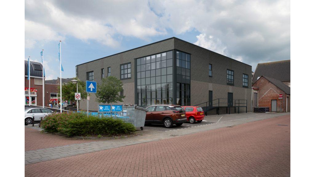 Winkelcentrum Wagenhoek